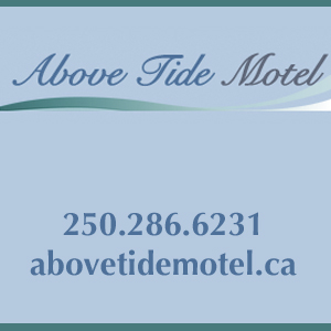 A-Above Tide Motel Logo Shoreline 2017