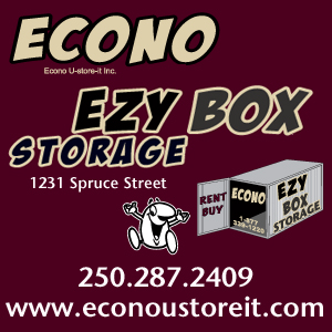 S-Econo Ezy Box Storage Logo* Shoreline 2017
