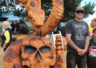 2014 Peoples and Carvers Choice Cody