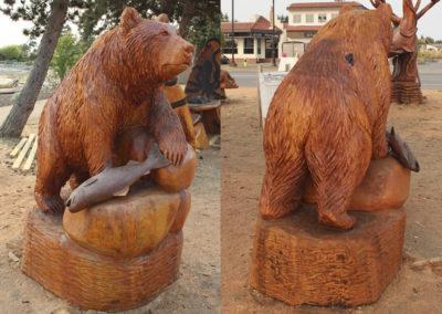 2015 JERRY STRELIOFF bear