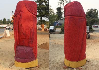2015 MATTHEW FLEET Red Obelisk