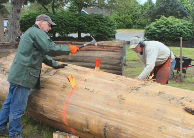 Cutting the Big Guys down to Carveable size