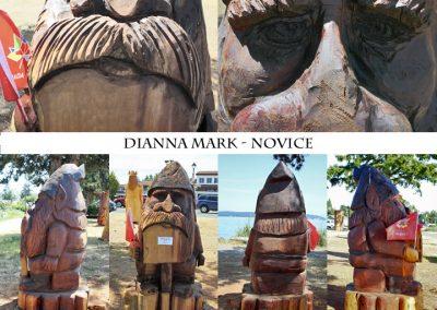 Dianna Mark Novice