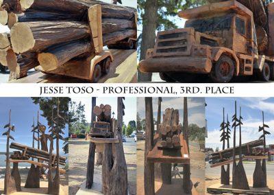 Jesse Toso Pro