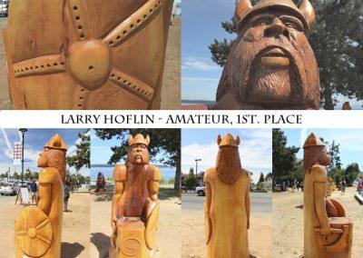 Larry Hoflin Amateur