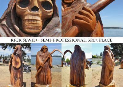 Rick Sewid Semi-Pro