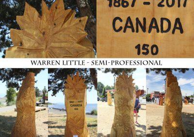 Warren Little Semi-Pro