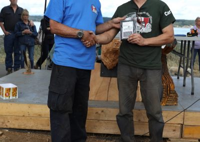 Shea Larking – 2nd Place Professional